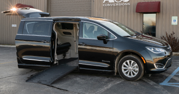 Accessibility Van